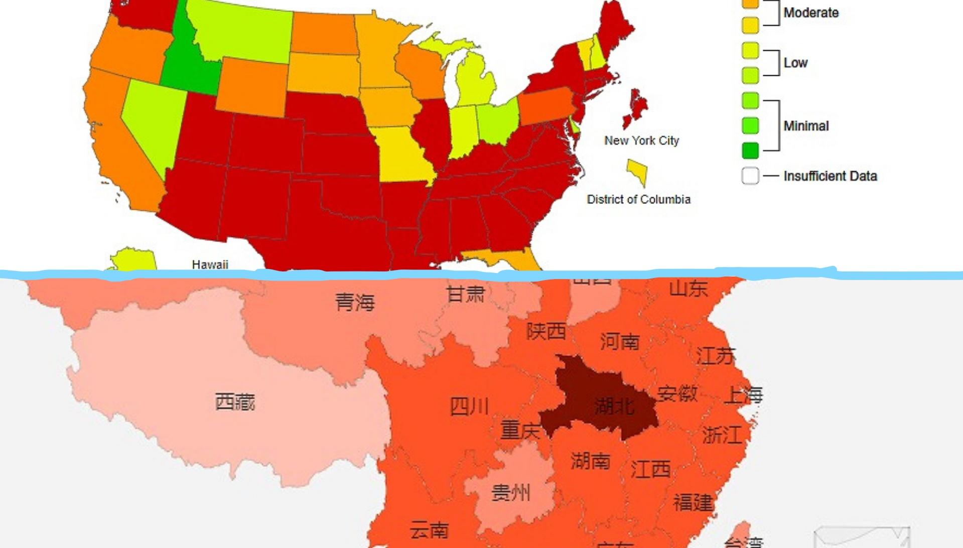死亡 アメリカ インフルエンザ